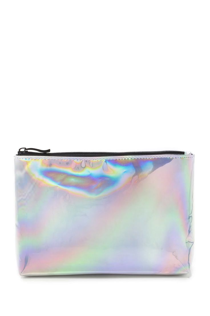 Holographic Makeup Bag | Forever 21 - 1000203075                              …