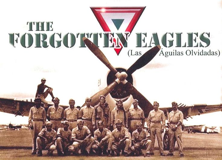 The Forgotten Eagles Movie Documents the Lives of the Aztec Eagle Squadron of WWII and Their Unique Accomplishments to the Philippines