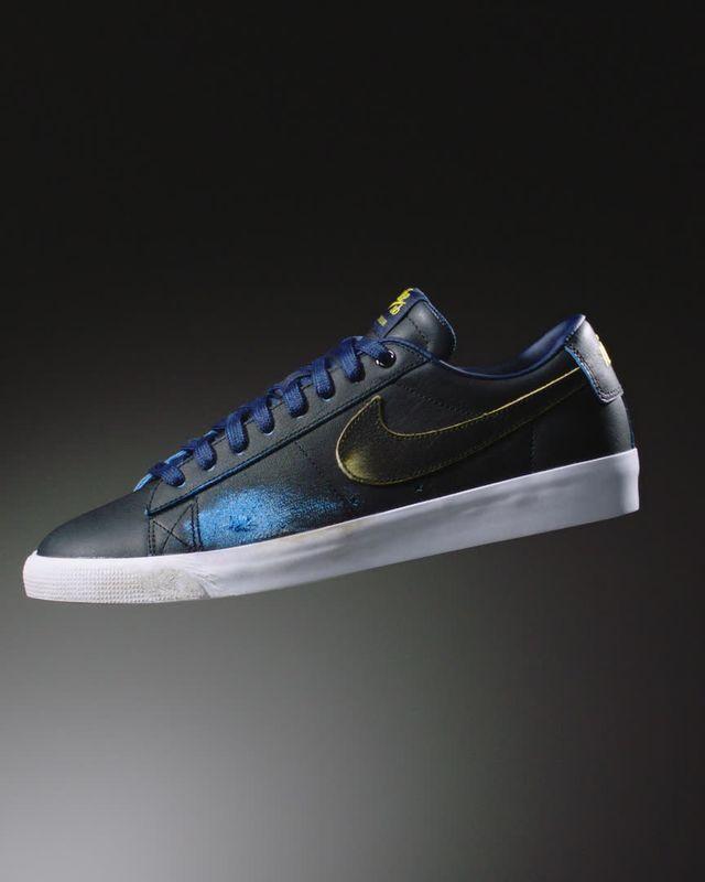 a6bd7d99b9 Nike SB Blazer Low GT NBA Men s Skateboarding Shoe. Nike.com