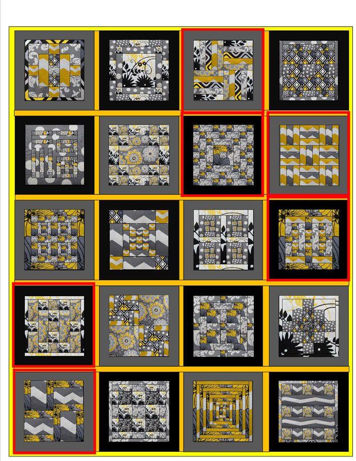 Modern Japanese Blocks   Quilts   Pinterest