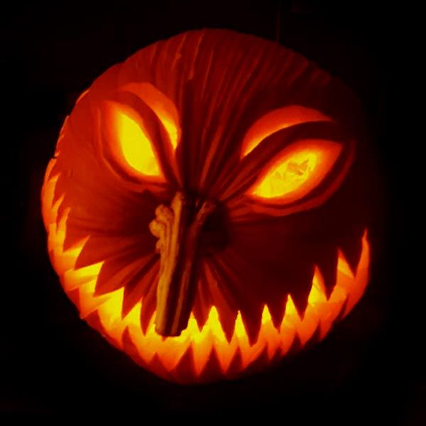 50 Free Simple Yet Scary Halloween Pumpkin Carving Ideas 2017 For Kids Adults Halloween Pumpkin Carving Stencils Scary Halloween Pumpkins Scary Pumpkin Carving