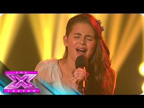 Utterly beautiful...get the tissues ready because your heart is about to break open and glow!  Carly Rose Sonenclar: An Alien? - THE X FACTOR USA 2012