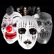 Slipknot Band Joey Mick Crahan Masquerade Mask Halloween Clown Full Face Masks 4 Colors Halloween Hot Sale(China)