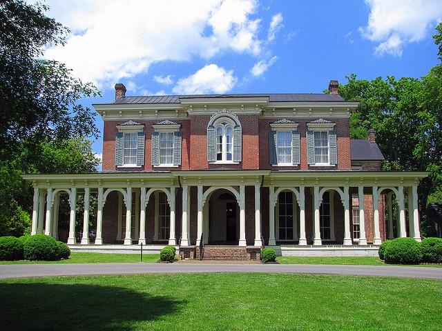 Oakland's Plantation House, Murfreesboro, TN