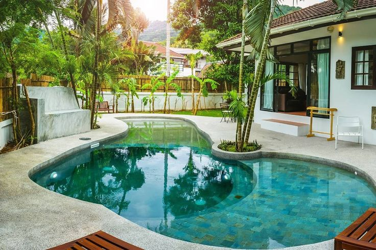 Luxury Villa in Koh Tao - take them somewhere memorable this Valentine's Day #valentines day gifts ideas for him her boyfriend girlfriend