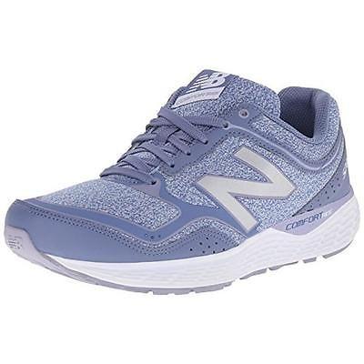 New Balance 3954 Womens 520v2 Blue Running Shoes Sneakers 6.5 Medium (BM) BHFO