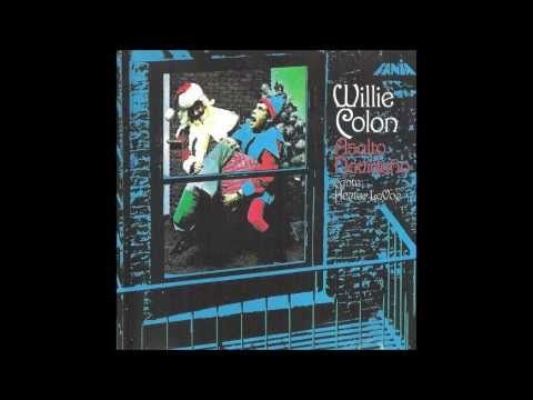AIRES DE NAVIDAD por WILLIE COLON con HECTOR LAVOE - Salsa Premium - YouTube