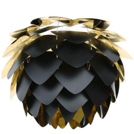 Lampa Vita Silvia black&gold 360 zł
