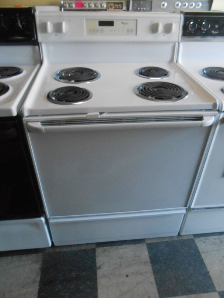 Appliance City Whirlpool 30 Inch Free Standing Electric