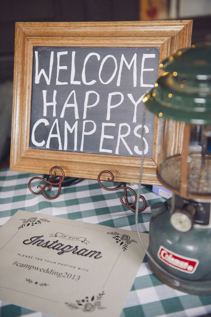 A Rustic Camp Wedding at Baker Camp in Sloatsburg, New York | Christina Lilly Photography | Theknot.com