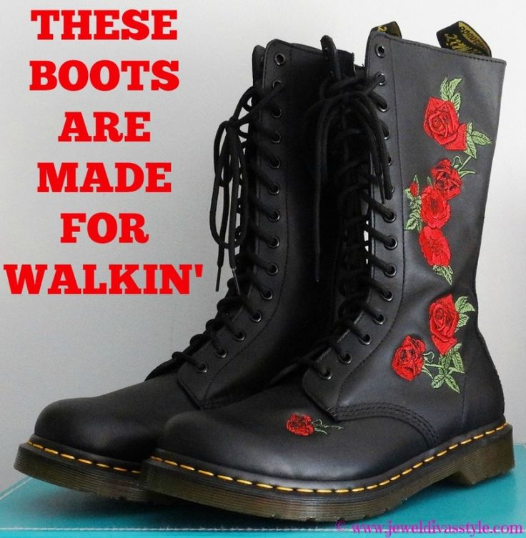 JDS - Vonda from Dr Martens came to stay - http://jeweldivasstyle.com/accessory-style-welcome-home-vonda-dr-marten/
