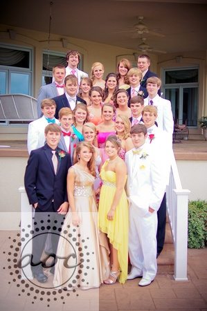 group prom photography - Google Search