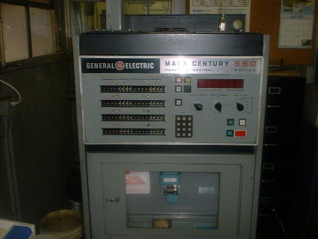 Working on a control technology story and ran across this GE550 control