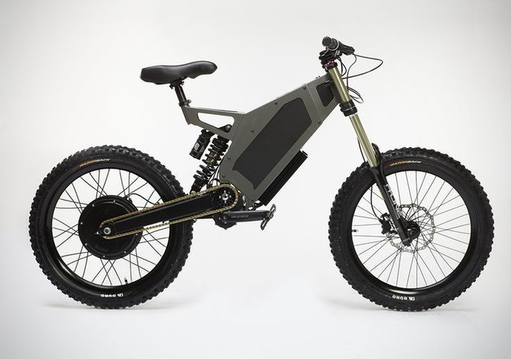 B-52 Stealth Bomber Electric Mountain Bike