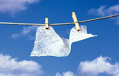 20 household uses for used dryer sheets    Love #9. Place a used dryer sheet in the bag of your vacuum. Sweep your house, and, once you're done, the air will smell as fresh as your clothes do.