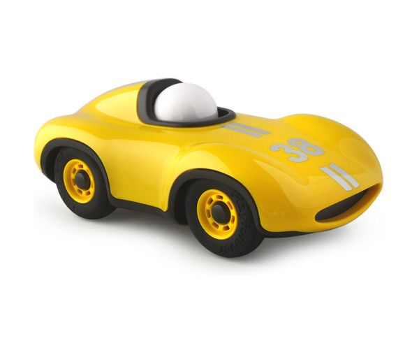 703 Speedy Le Mans Yellow