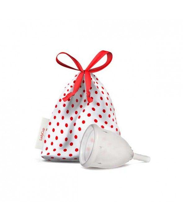 LadyCup Transparent S http://www.biokime.com/coupes-menstruelles/cup/ladycup-transparent-s.html
