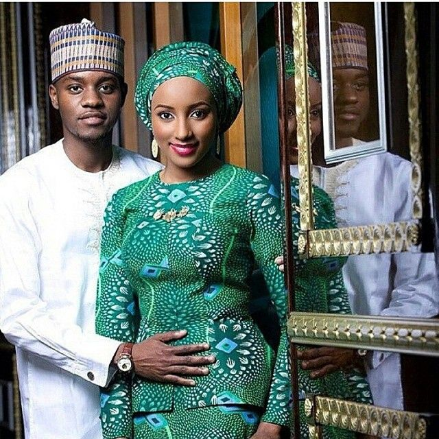 Beautiful african brides