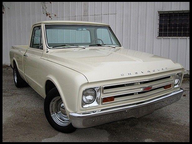 1967 Chevrolet C10 Pickup 350 CI, Automatic for sale by Mecum Auction