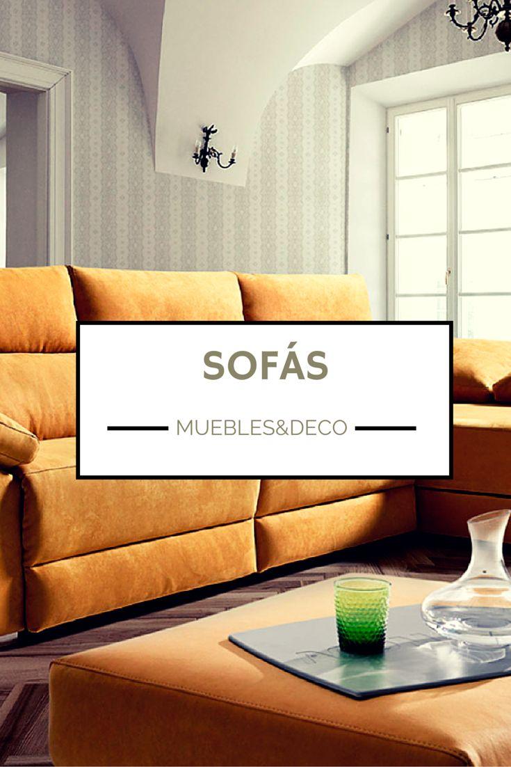 Sofás de tela y piel económicos y actuales para tu sofa. Sofás chaise longue, de dos y tres plazas, y sofás de esquina, de diferentes colores y estilos, butacas y sillones al mejor precio