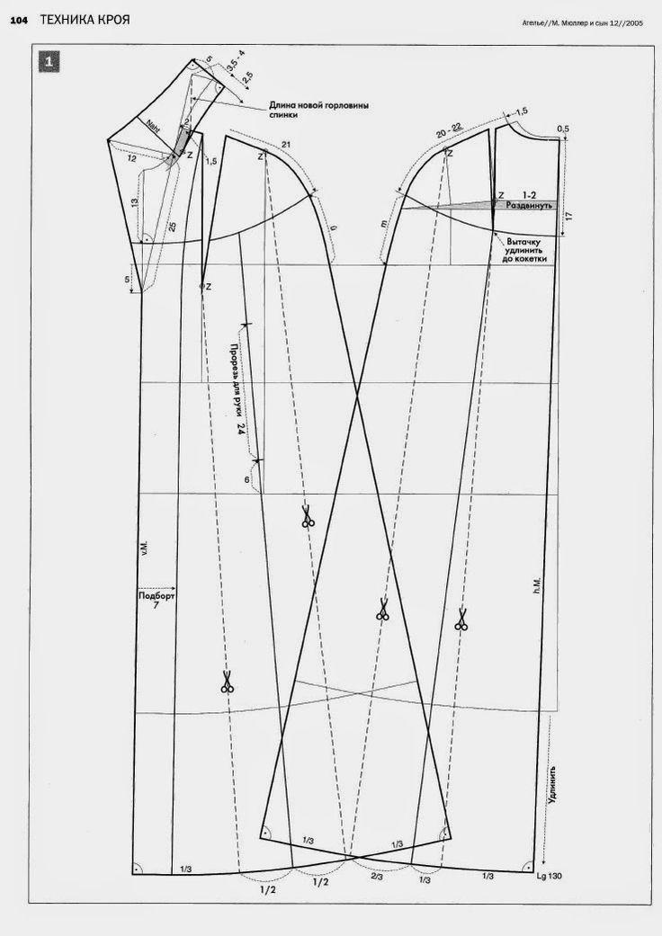 atele 2005 Muler – Modelistenbücher   – couture et patrons