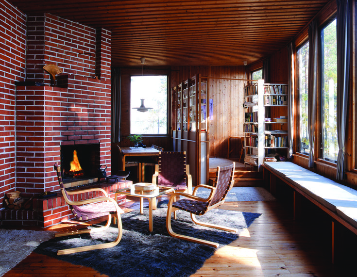 22 Best Villa Mairea Images On Pinterest Alvar Aalto