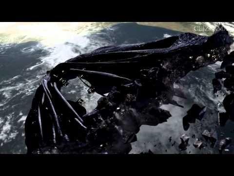 Stargate Atlantis Space Battles 4-EXTENDED - YouTube