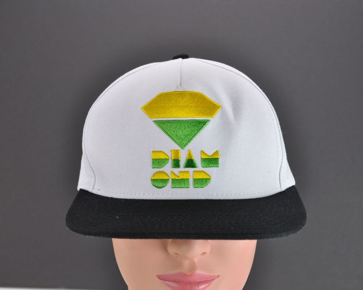 Diamond Supply Company Snapback Hat Cap Diamond Snaps  Skateboarder #Diamond #BaseballCap