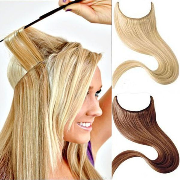 Best 25 secret hair extensions ideas on pinterest famous people 16 30 thick human remy secret invisible wire filp in hair extensions 120g pmusecretfo Image collections