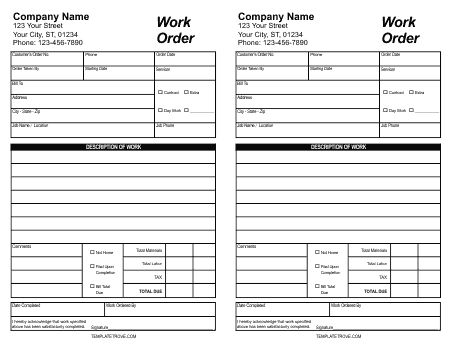 17 best e-forms images on Pinterest Sample resume, Resume - free printable order form templates
