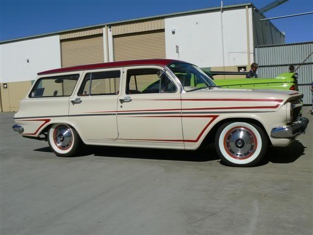1963 Holden Ej wagon