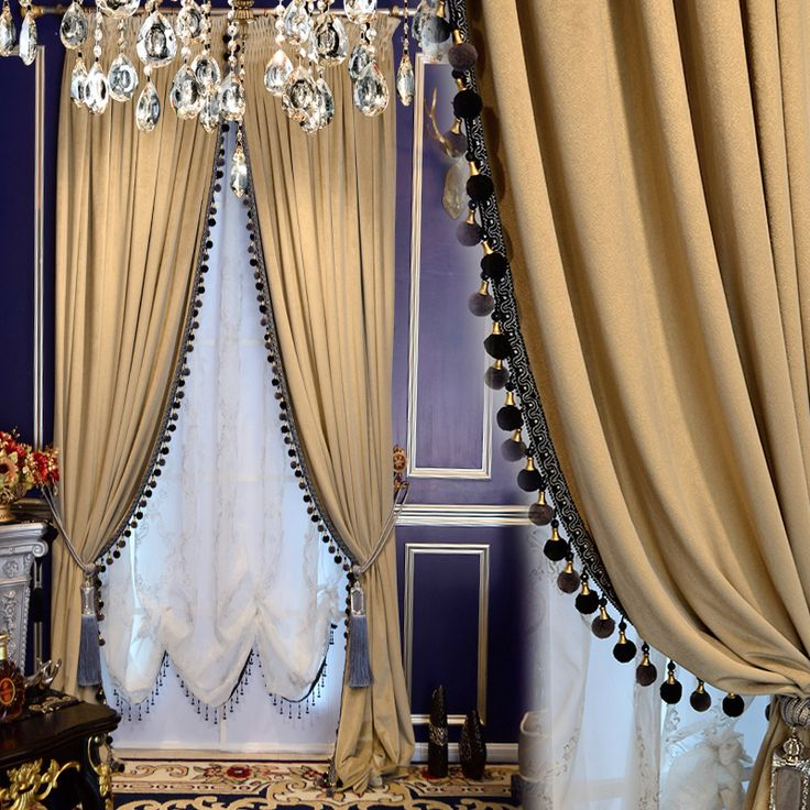 17 Best Ideas About Curtains With Valance On Pinterest