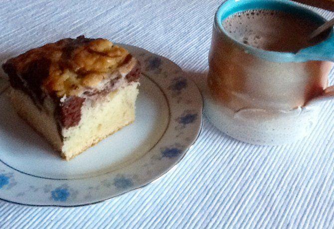 Márványos süti Csupasüti konyhájából
