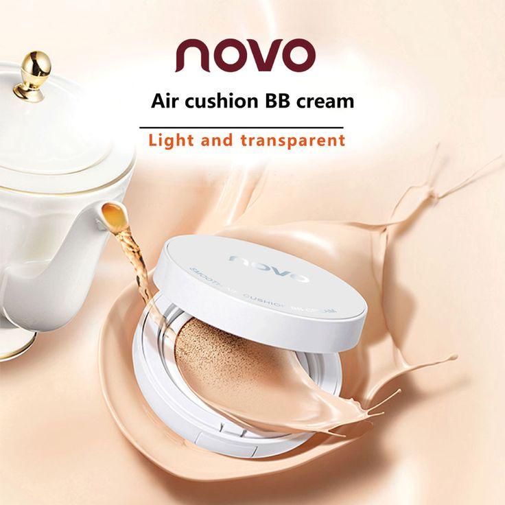 Air Cushion Perfect Concealer Primer Cover Skin Blemish Make Up liquida Matte BB Cream For Face Base Makeup Foundation Balm