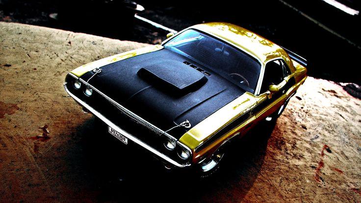 1970 Doge Challenger