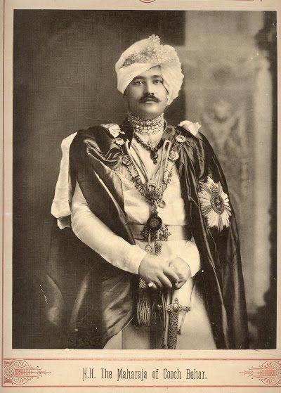 The Maharaja of Coach Behar
