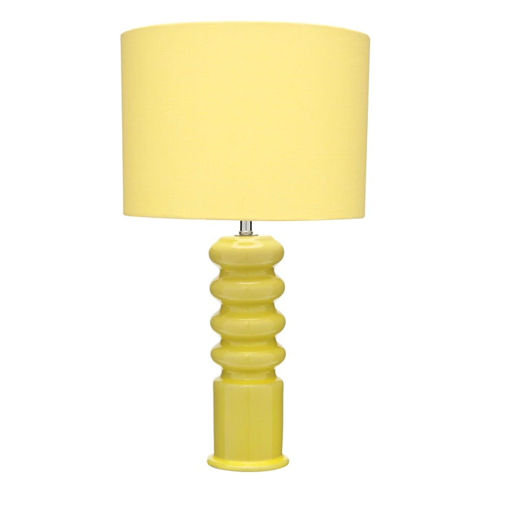 Gem Lamp yellow from Domayne