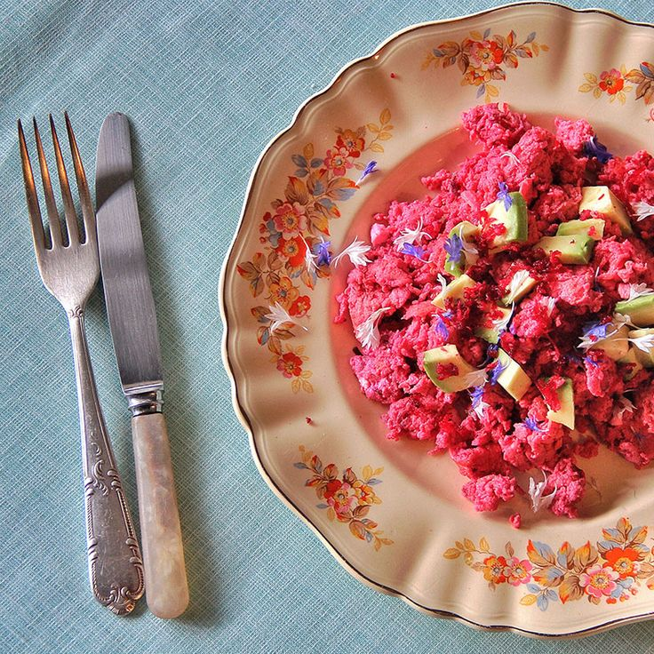 The beetroot has a natural sweetness so this is a great 'bridging' meal when you are trying to ease the…