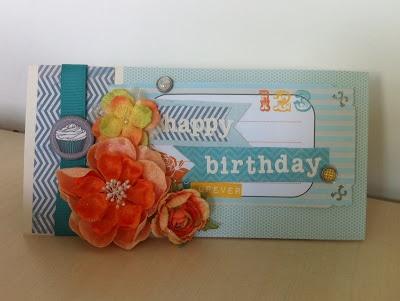 mamuska ma wolne: Urodzinowe Kartki