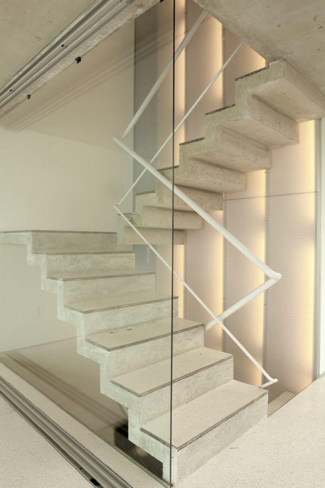 17 mejores ideas sobre escaleras de hormigon en pinterest for Ideas para forrar escaleras