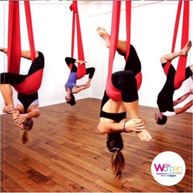 Un ratito de yoga... #Woman #Yoga