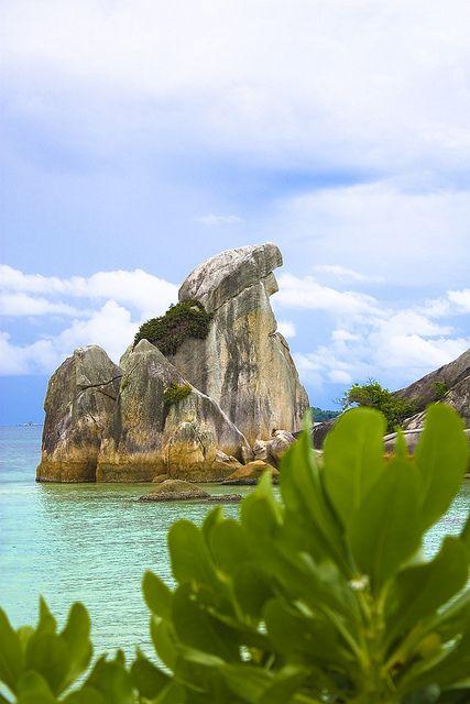 Burung Island Belitung, Indonesia