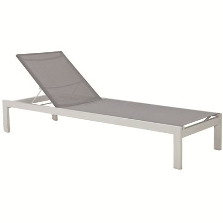 Torquay Sun Lounger | Freedom Furniture and Homewares $299 #freedomaustralia