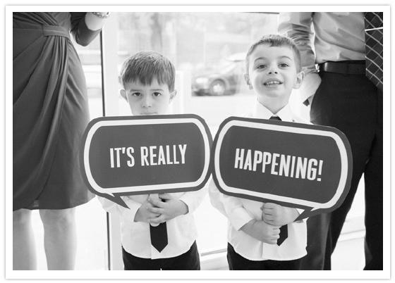 Trouwceremonie met kinderen {maak het bijzonder!} - Pinterested @ http://wedspiration.com.