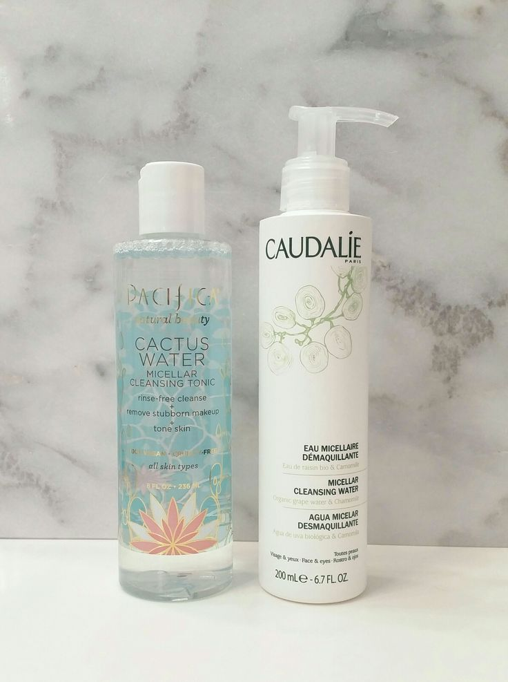Product Review + Comparison: Micellar Water