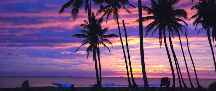 Sri-Lanka has the most beautiful sunsets