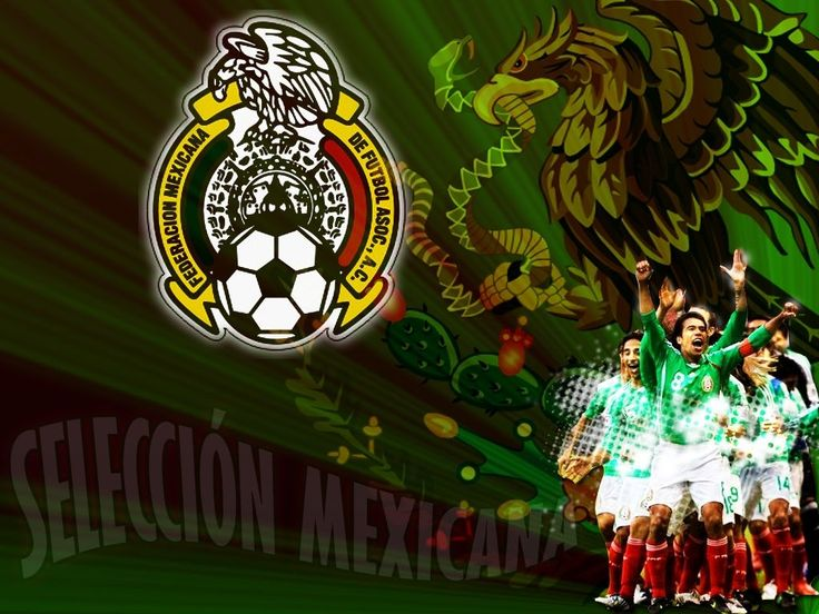 Mexico Soccer Team Wallpapers 2016 - Wallpaper Cave