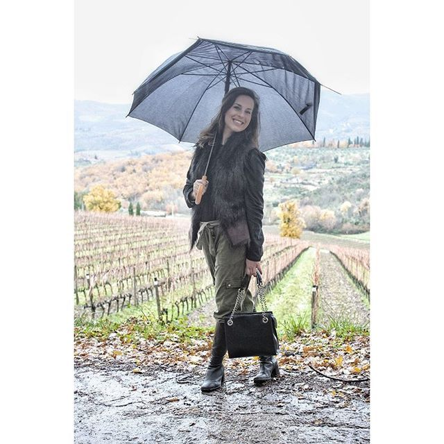 #ambition  Just another day in #Chianti . . . . .    #mybrokenumbrella #outdoors #nature #rainy #weather #lifestyle #ootd #me #lookoftheday #fashion #mybag #fashiongram #style #lookbook #whatiwore #ootdshare #mylook #fashionista #instastyle #instafashion #outfitpost #fashionpost #fashiondiaries #liketkit