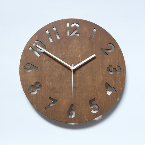 79 Best Images About Creative Wall Clock On Pinterest