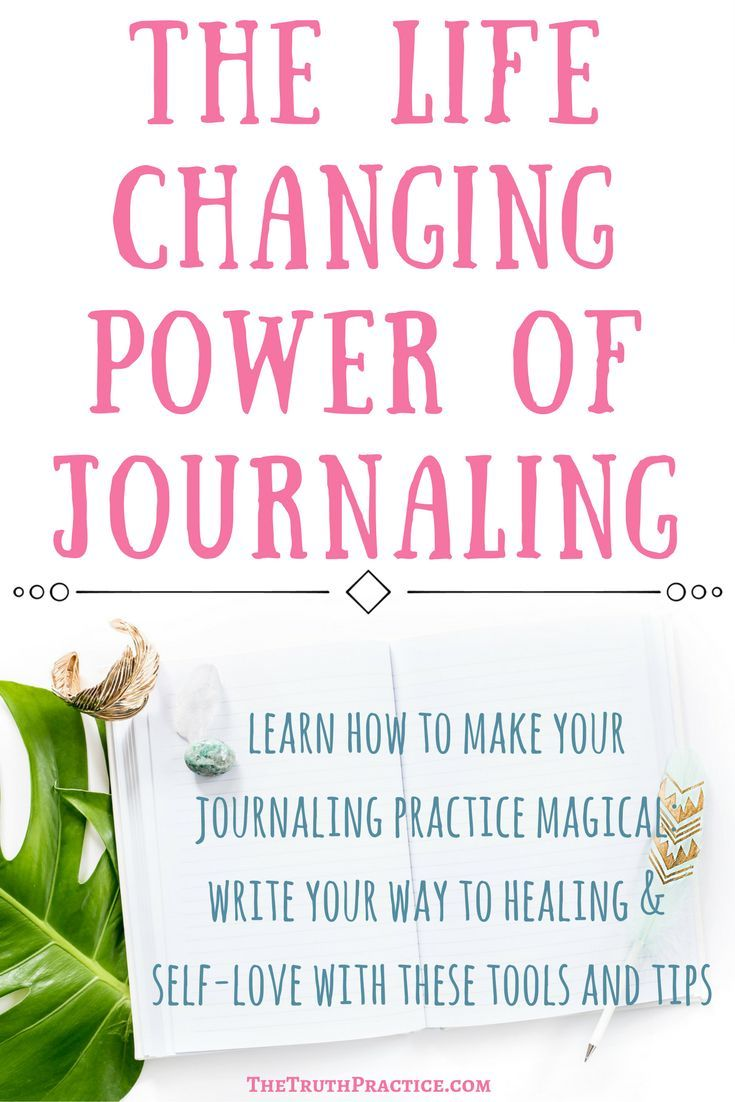 Learn how to make your journaling practice magical! Write your way to healing and self-love with these tools and tips. Find out how to journal, get journal prompts, journal ideas, and lessons on how to move from simple writing to discovering more about your authentic self.